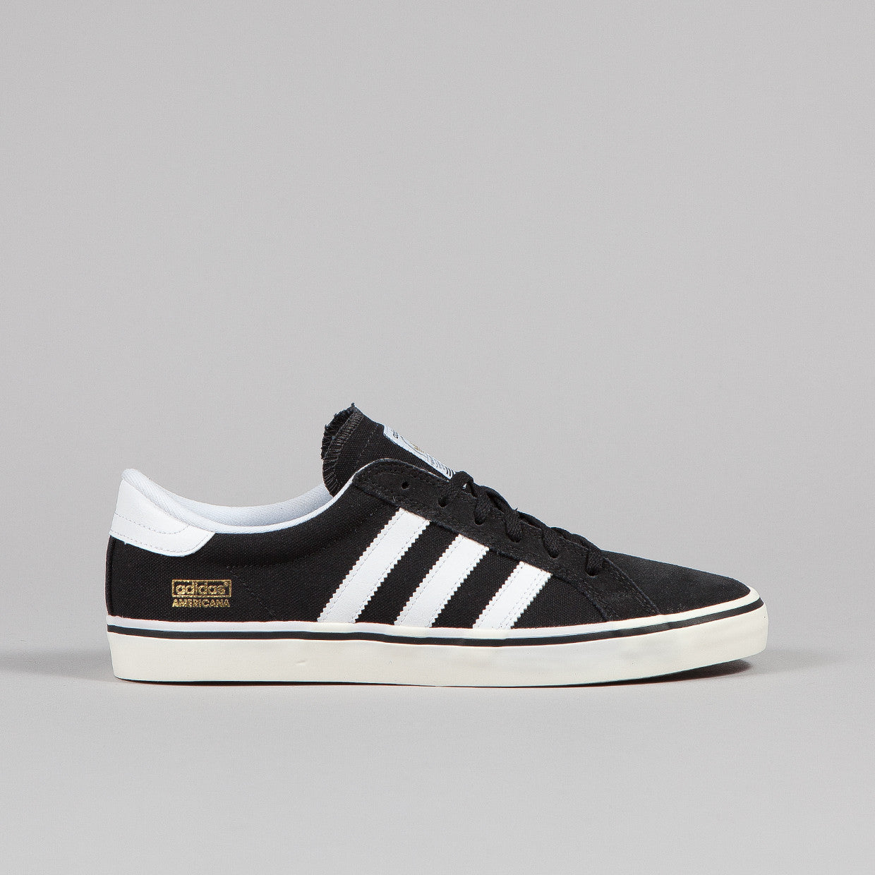 Adidas Americana Vin Low Black1 / Running White / Ecru