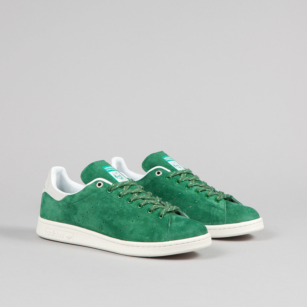 Adidas Stan Smith Skateboarding Amazon Green / Running White / Fern Green