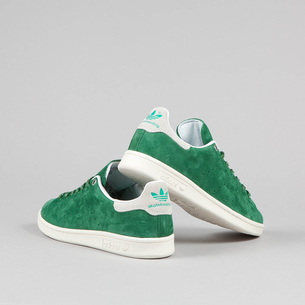 Adidas Stan Smith Skateboarding Amazon Green