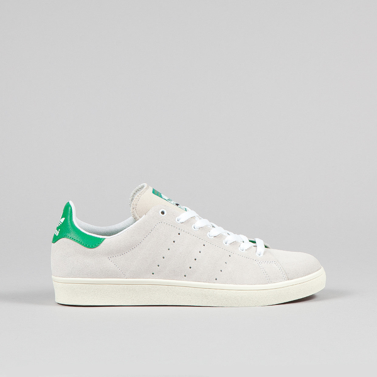 Adidas Stan Smith Vulc Running White / Fairway Green / Ecru