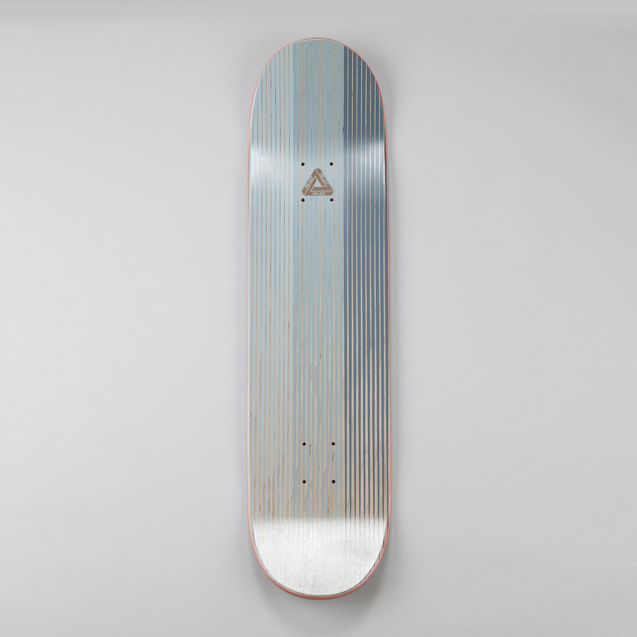 Palace Fast Team Deck Grey 8.0""