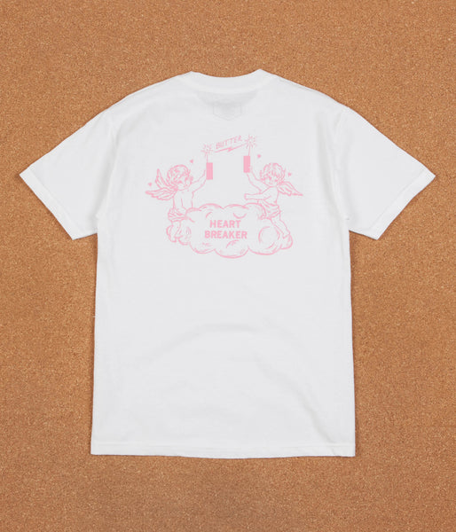 Butter Goods Heartbreaker T-Shirt - White