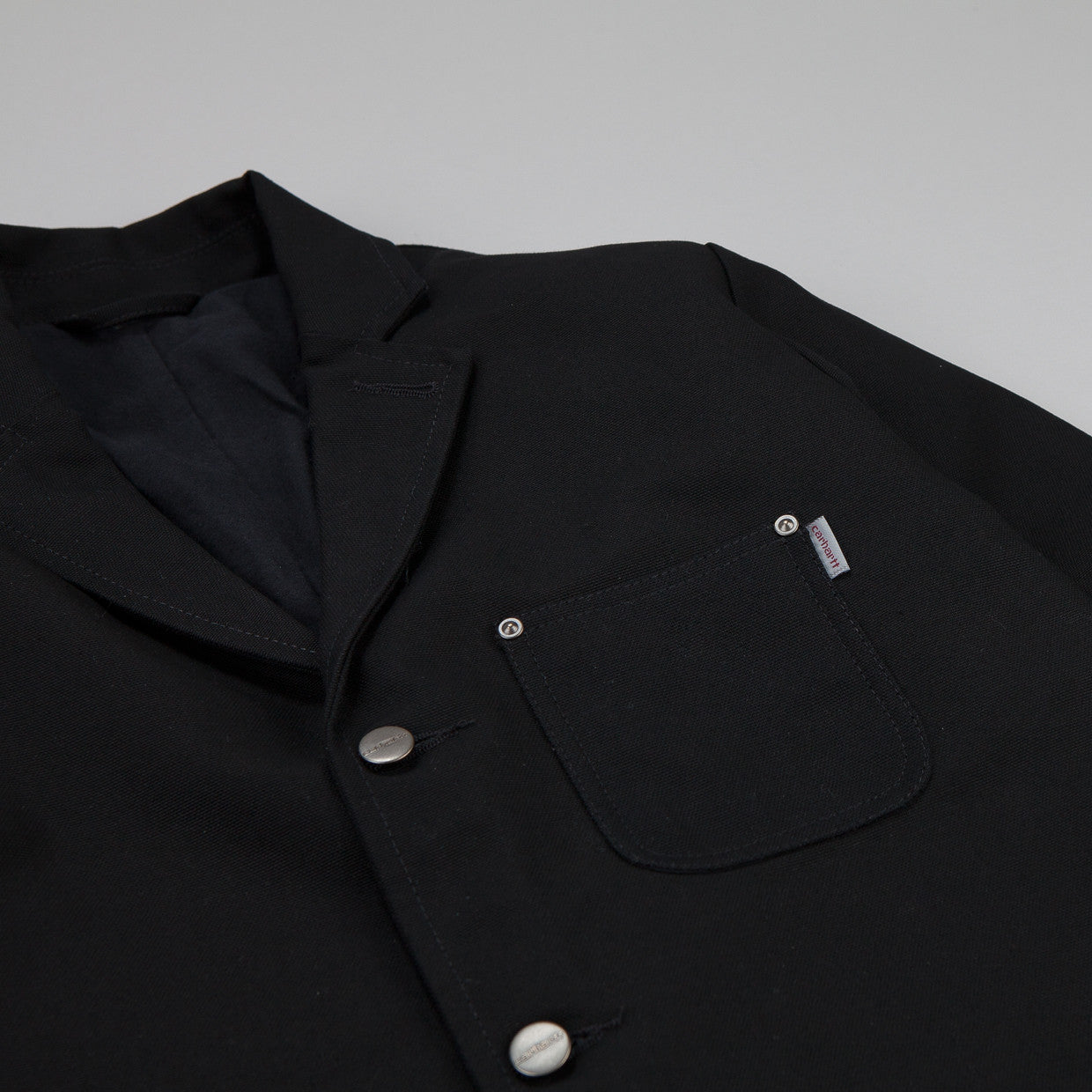 Carhartt Dock Blazer Black Rigid