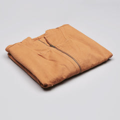Etudes Review Jacket Brown