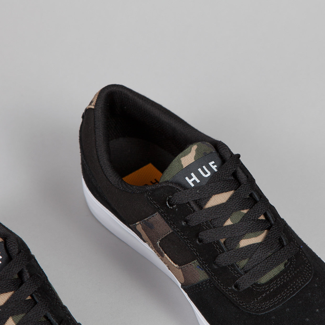 HUF Choice Black Camo