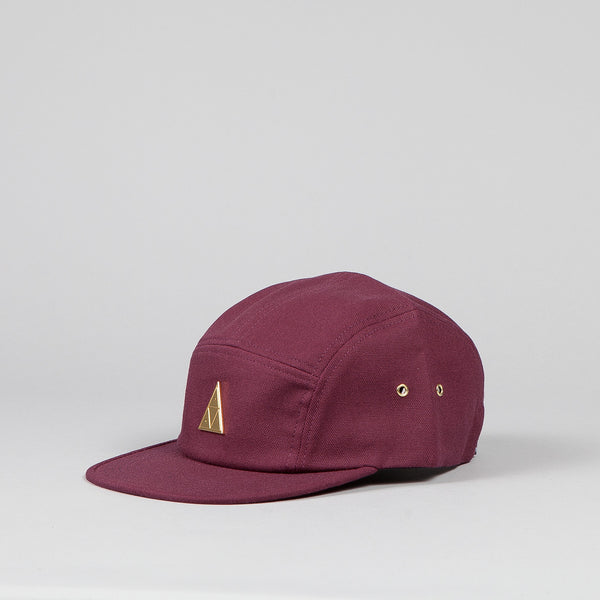 Huf Metal Triple Triangle Volley Burgundy
