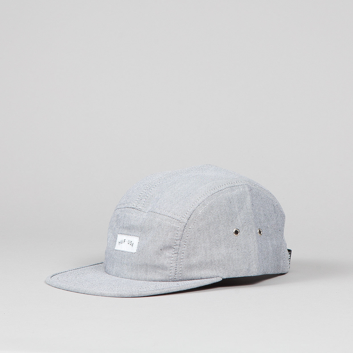 Huf USA Chambray Volley Black