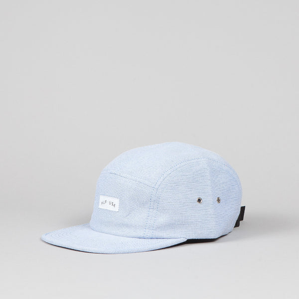 Huf USA Chambray Volley Blue