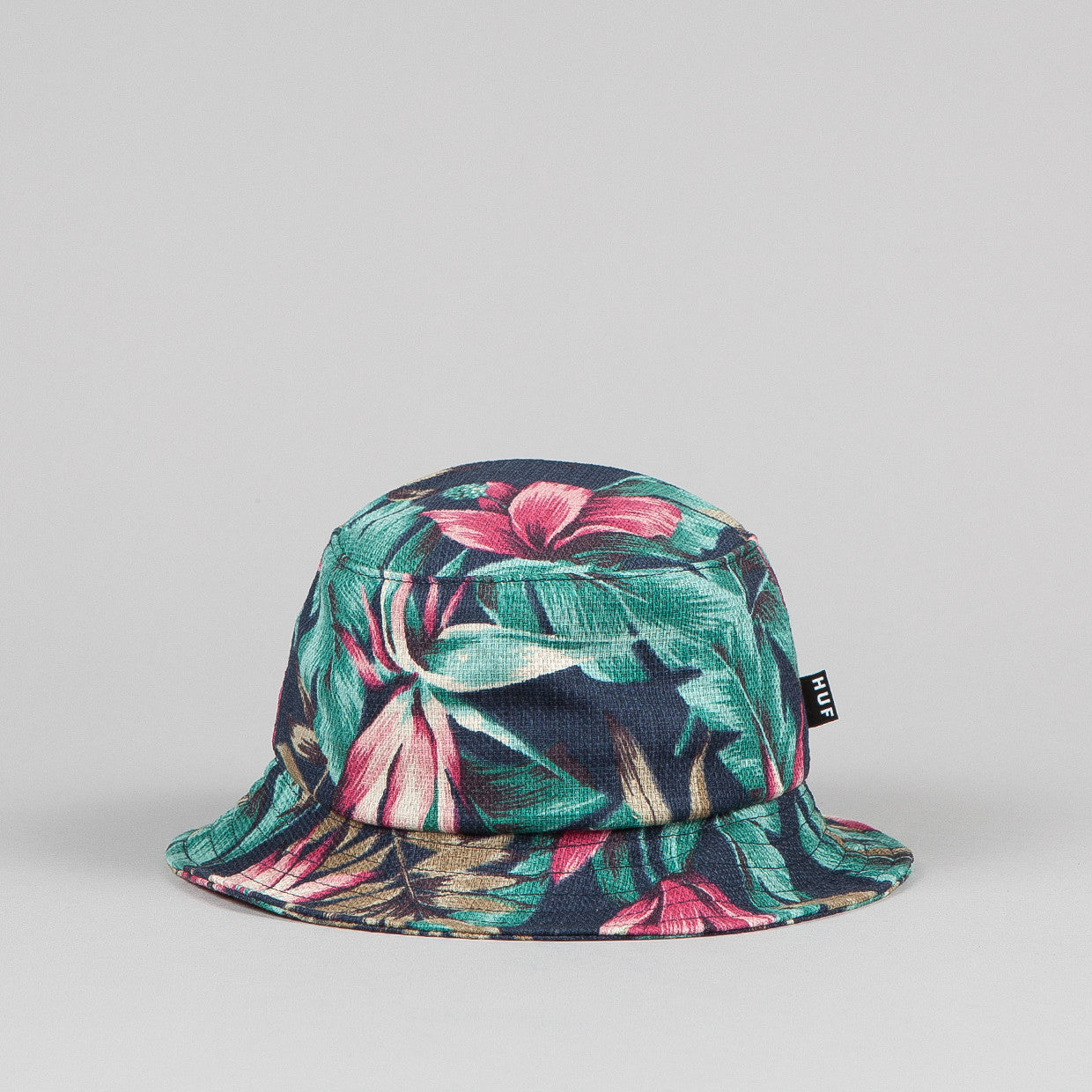 HUF Waikiki Bucket Hat Navy