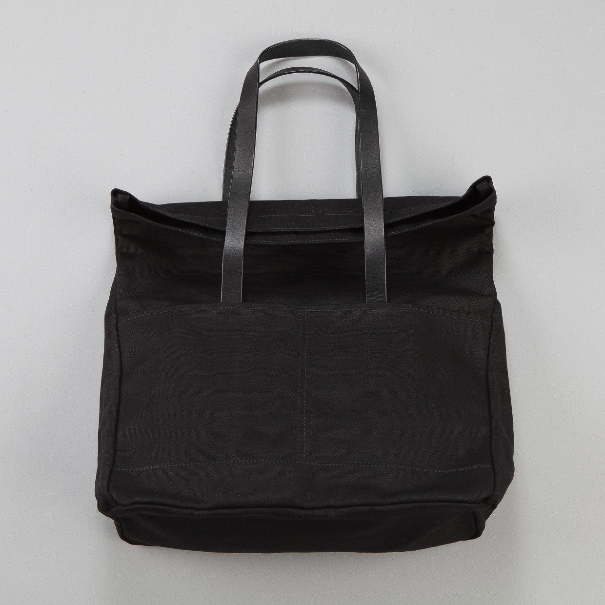 Makr Canvas and Leather Fold Weekender
