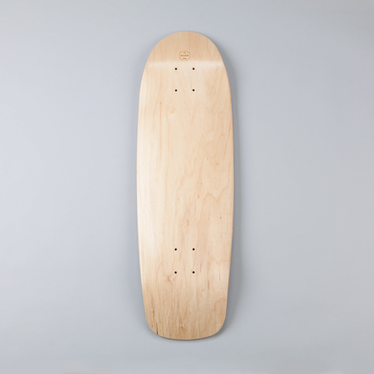 Makr Snub Nose Cruiser Deck Natural 9.0""