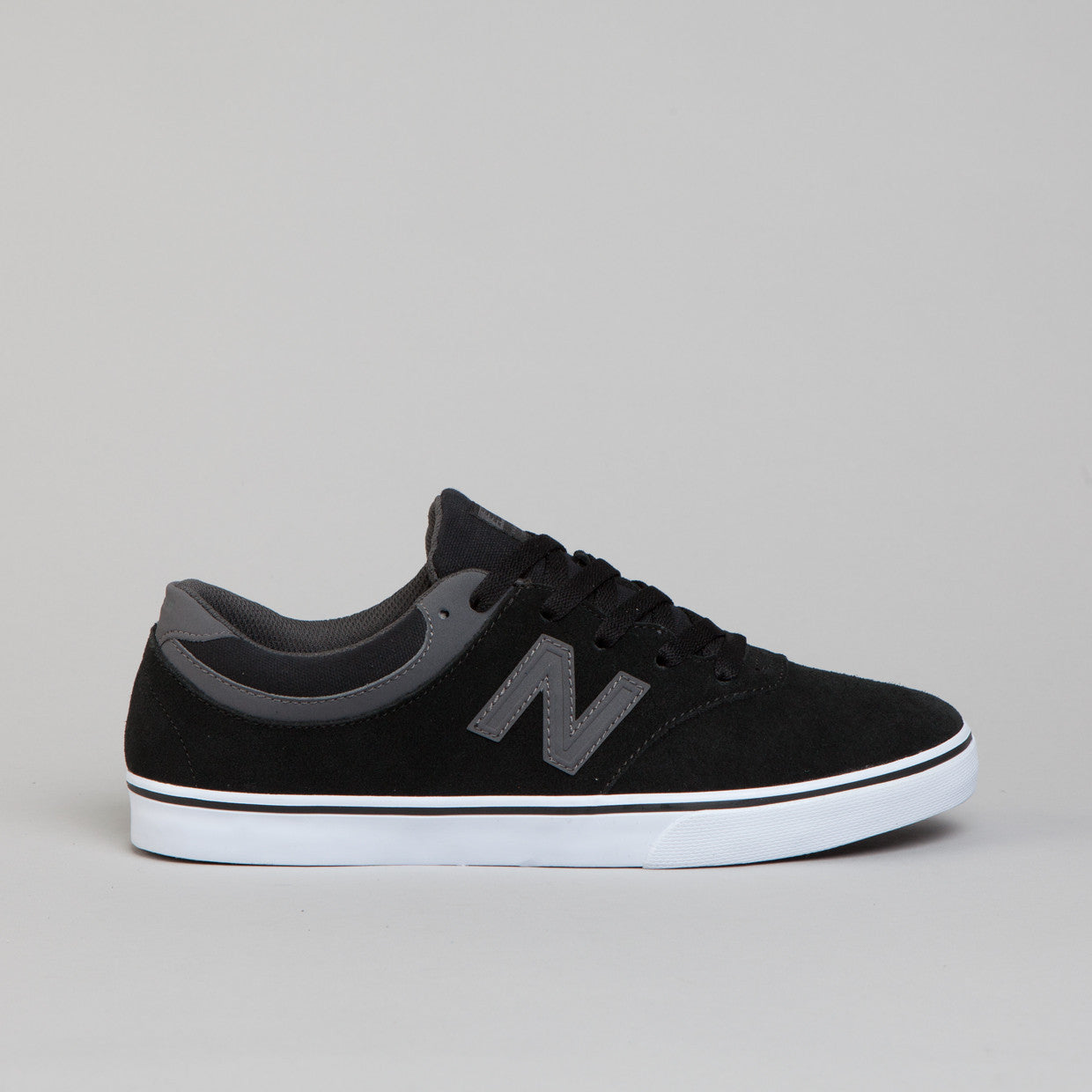 New Balance Numeric Quincy 254 Black / Magnet Grey