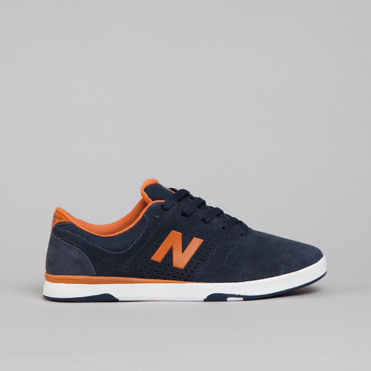 New Balance Numeric Stratford 479 Indigo Blue / Burnt Orange