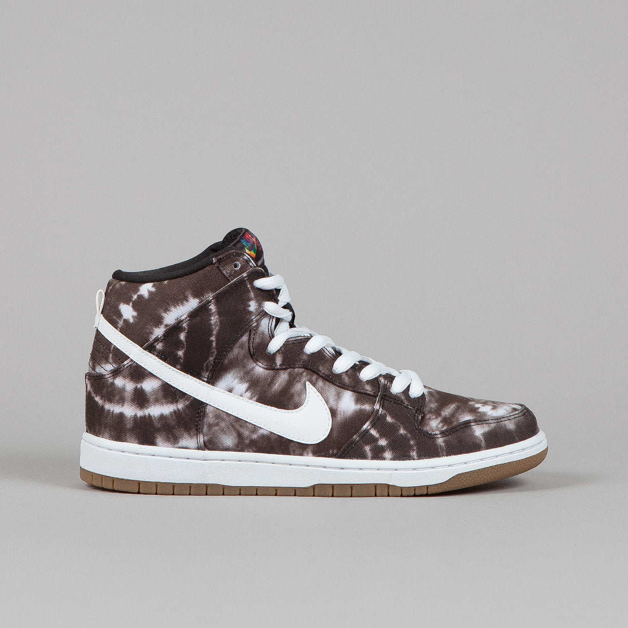 Nike SB Dunk High PR Black / White