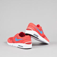 Nike SB Eric Koston 2 Max Light Crimson / Photo Blue - White
