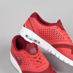Nike SB Eric Koston 2 Max Red Clay / Team Red - Atomic Mango