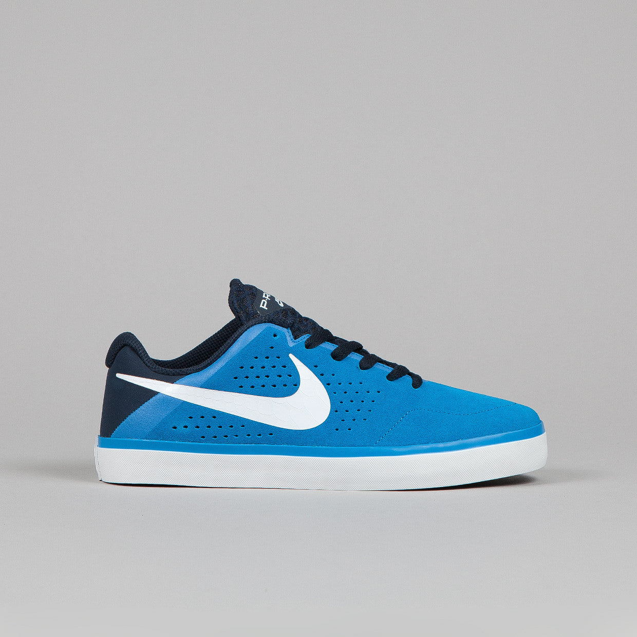 Nike Sb Paul Rodriguez CTD LR Photo Blue / White - Obsidian