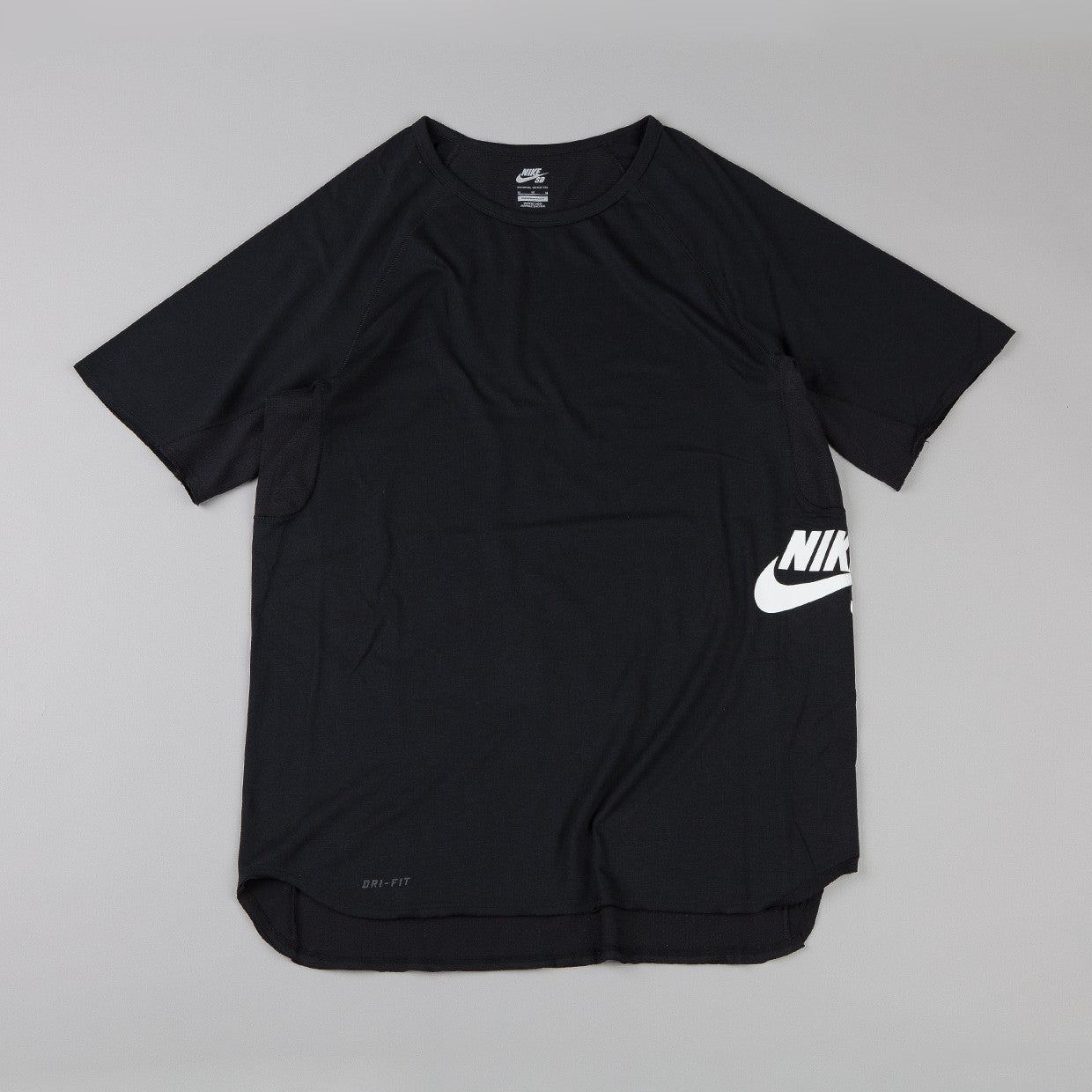 Nike Sb Dri-fit Skyline T-shirt Black / White