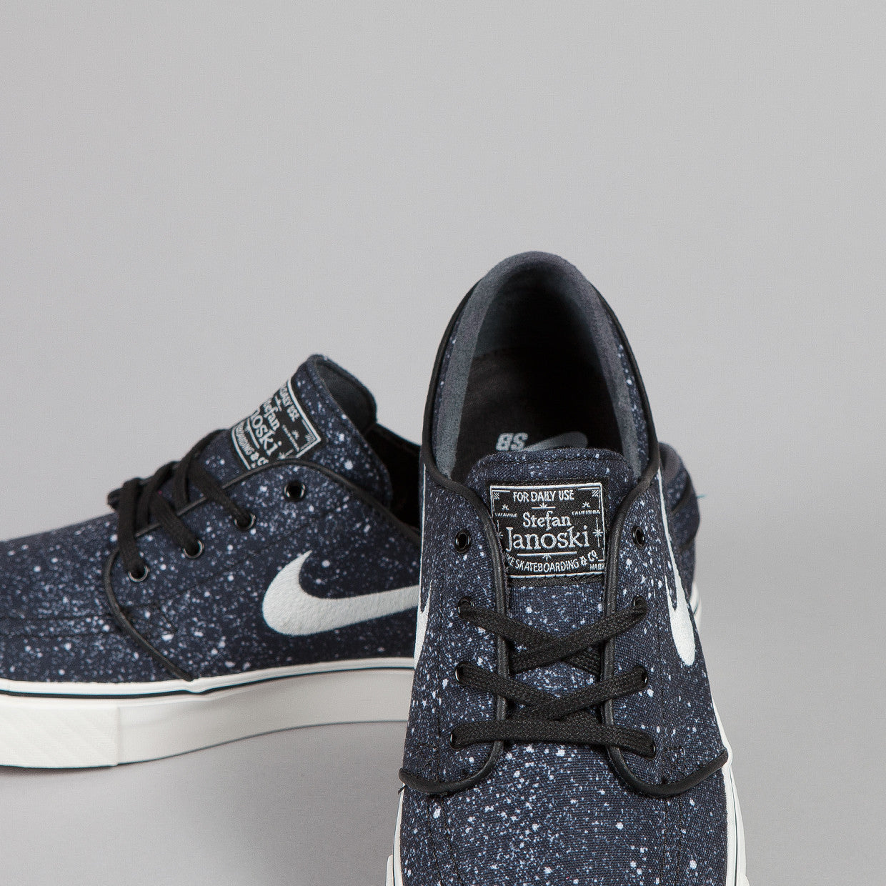 Nike SB Stefan Janoski PR Black / Ivory - Gum Light Brown