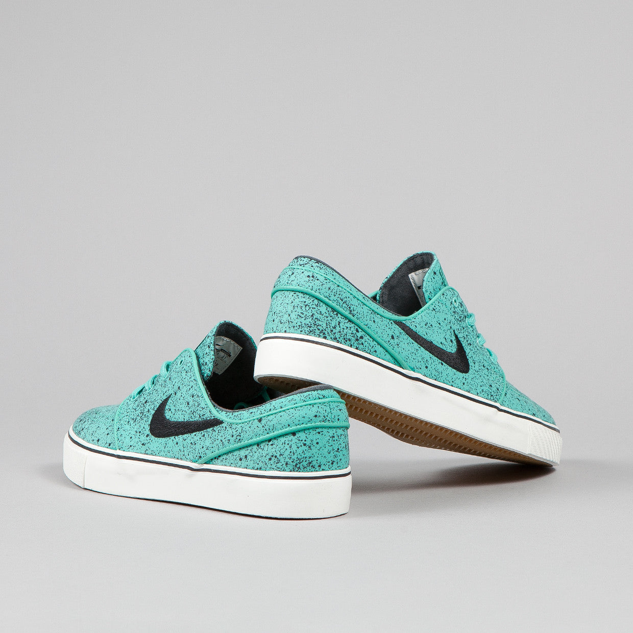 Nike SB Stefan Janoski PR Crystal Mint / Black - Gum Light Brown
