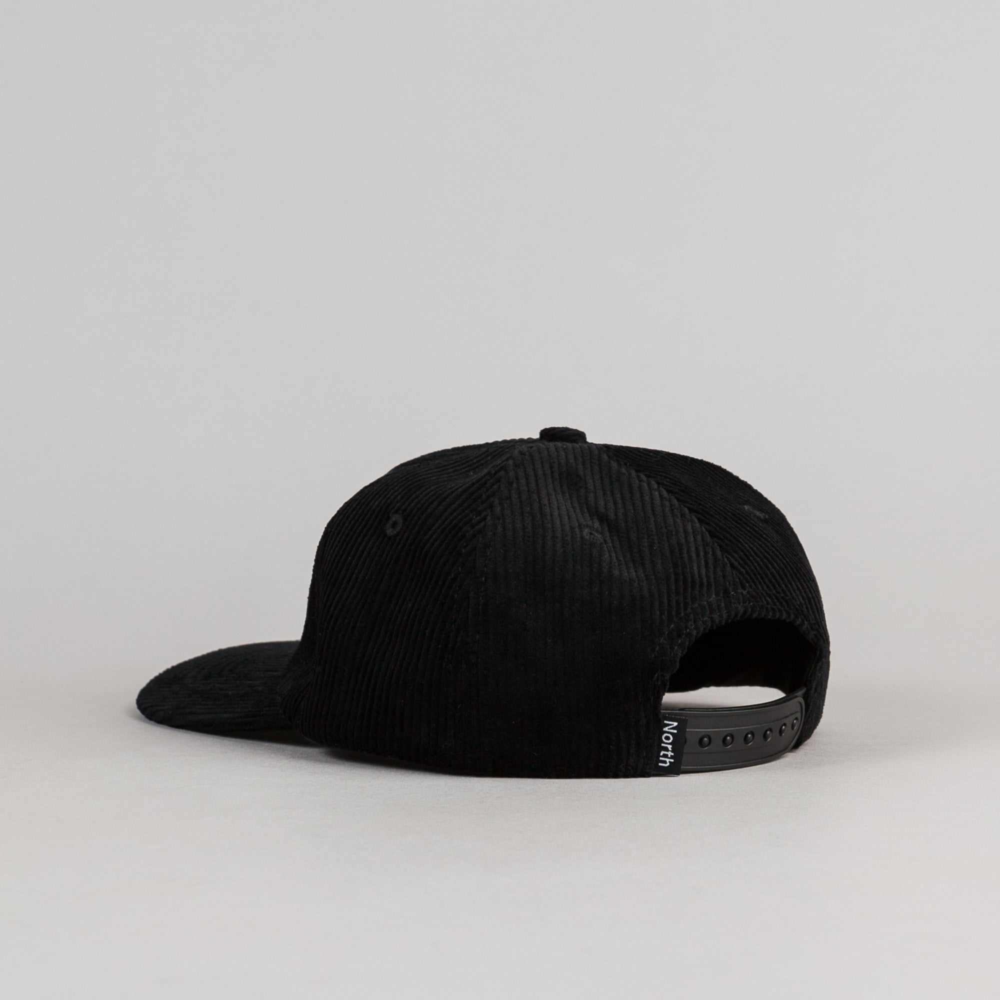North Skateboard Magazine Moonwalker Cap - Black