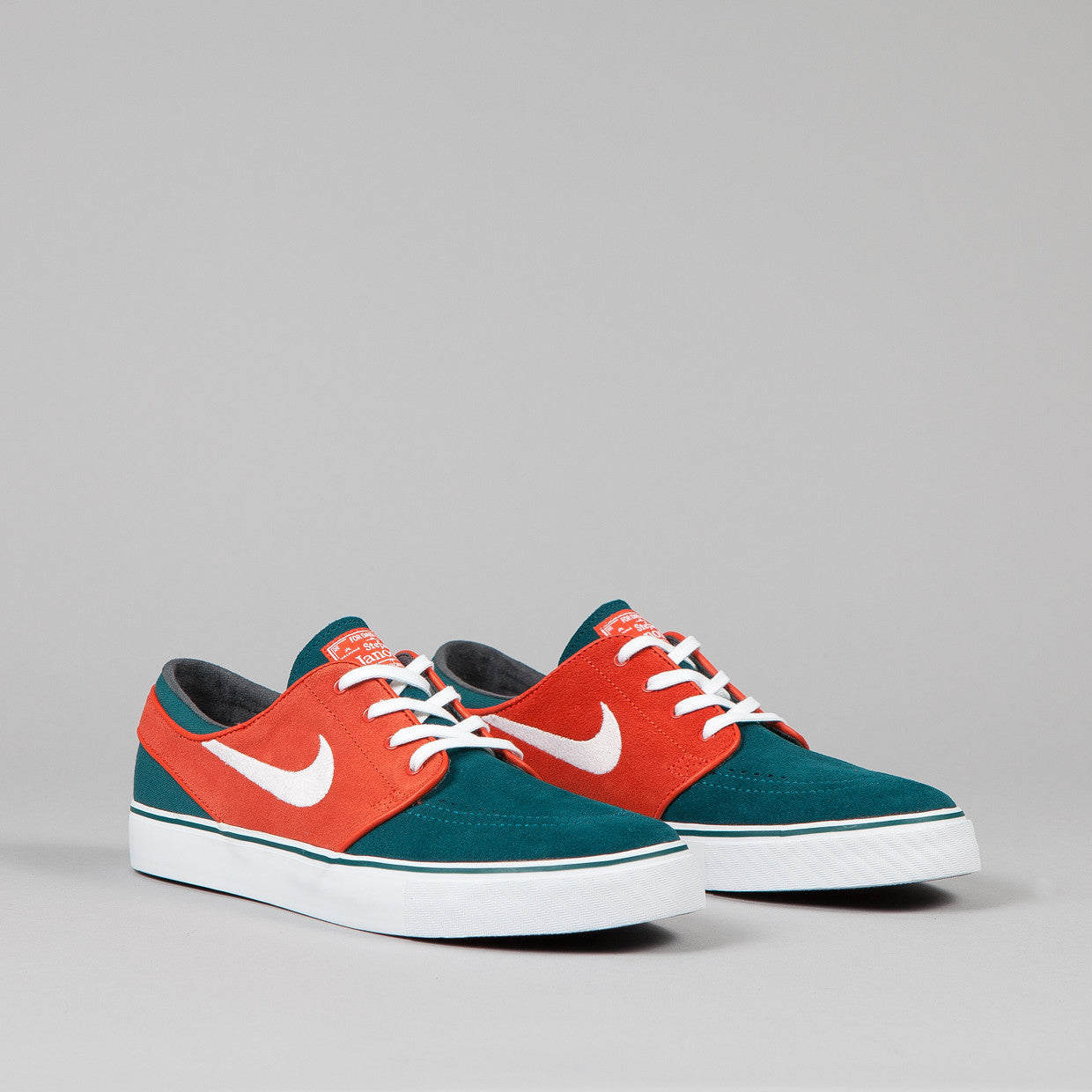 Nike SB Stefan Janoski Dark Sea / White