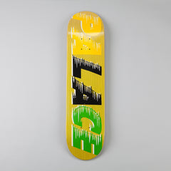 Palace Fast Team Deck Yellow 7.75""