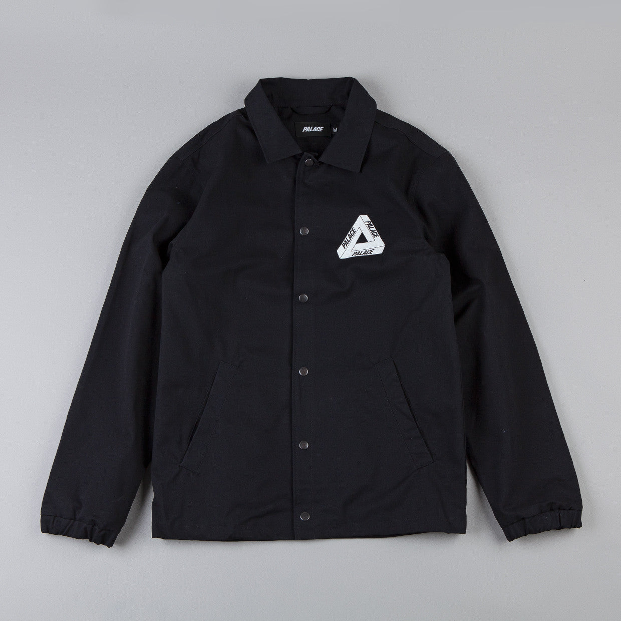 Palace Tri Ferg Glow Coach Jacket Black