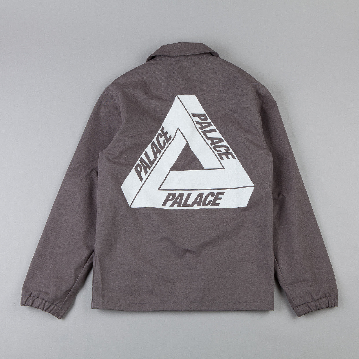 Palace Tri Ferg Glow Coach Jacket Grey