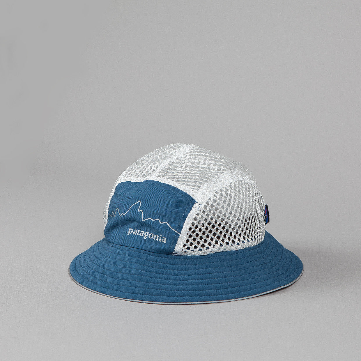 Patagonia Duckbill Bucket Hat Glass Blue