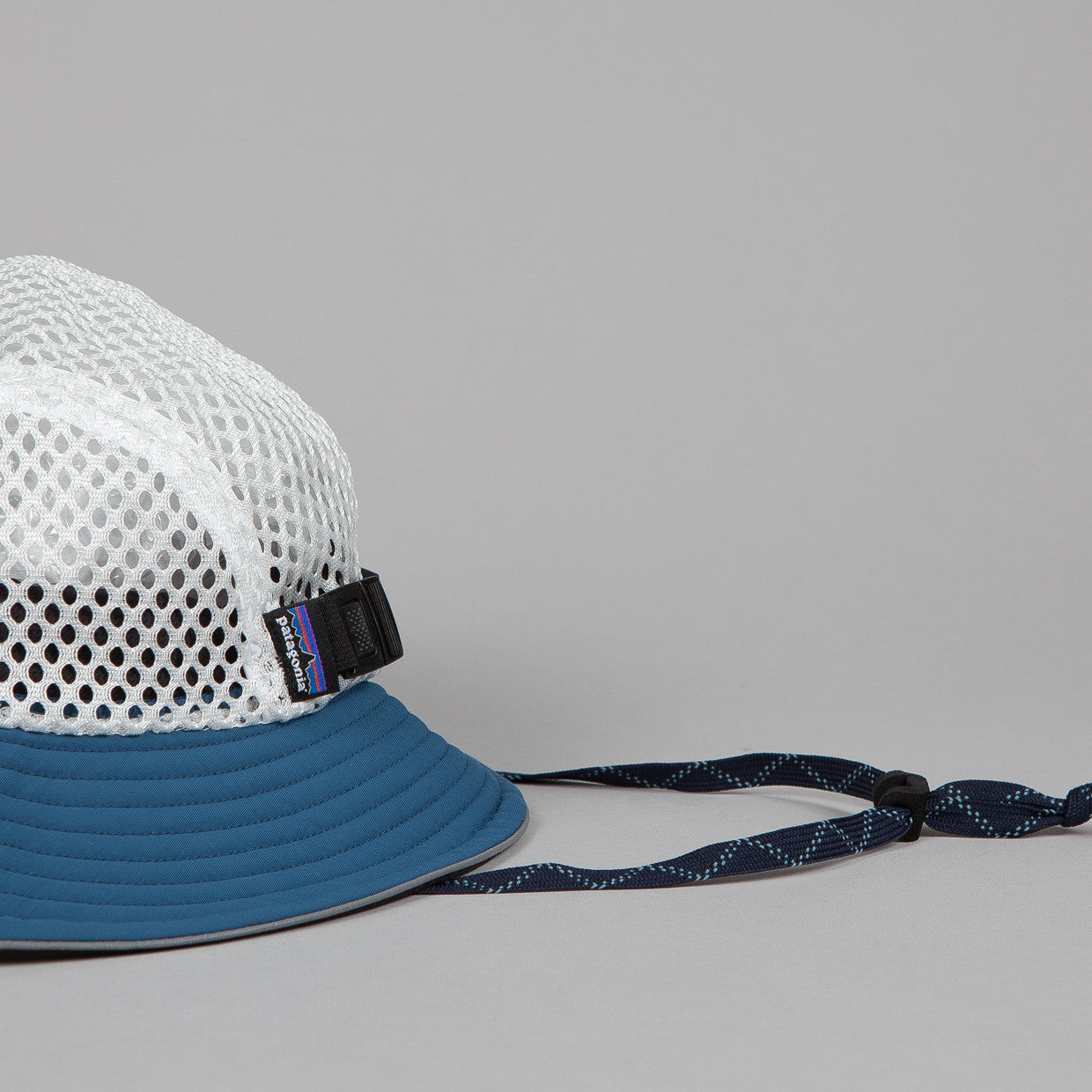 Patagonia Duckbill Bucket Hat - Glass Blue