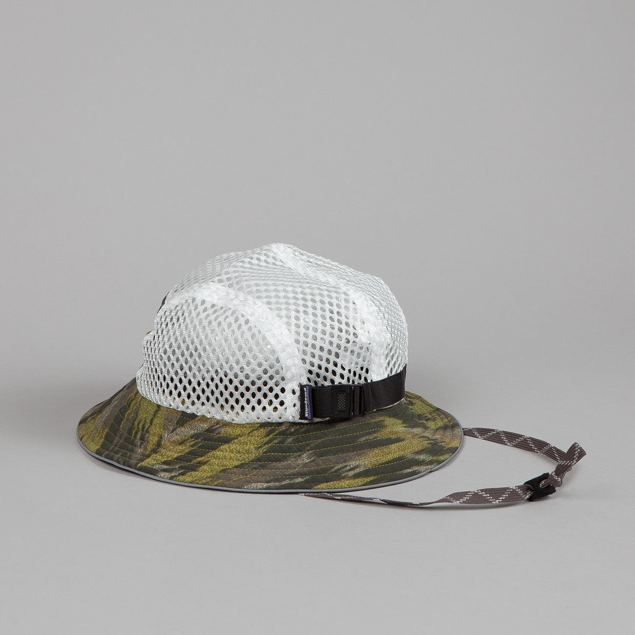 Patagonia Duckbill Bucket Hat Willow Herb Green