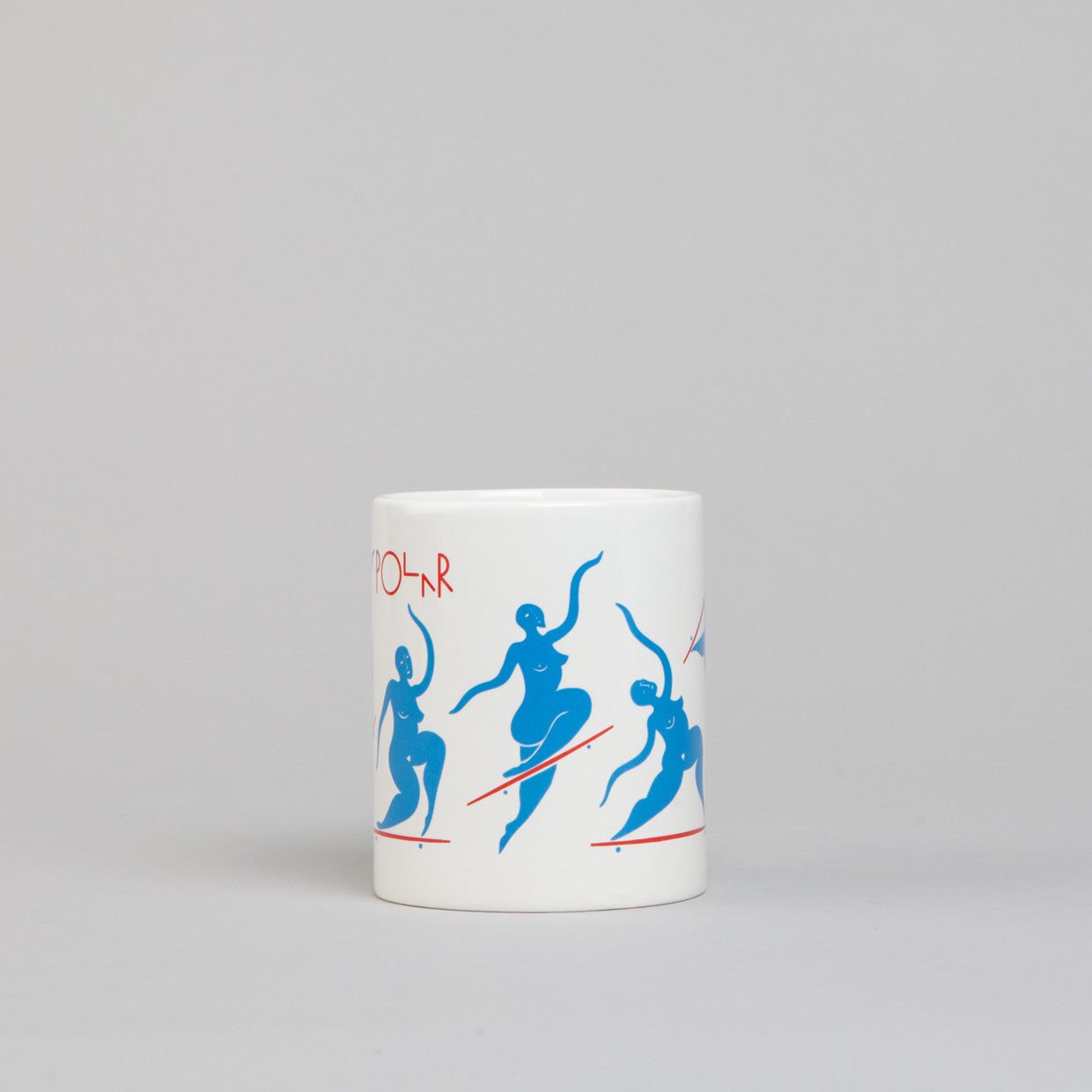 Polar no Complies Mug White