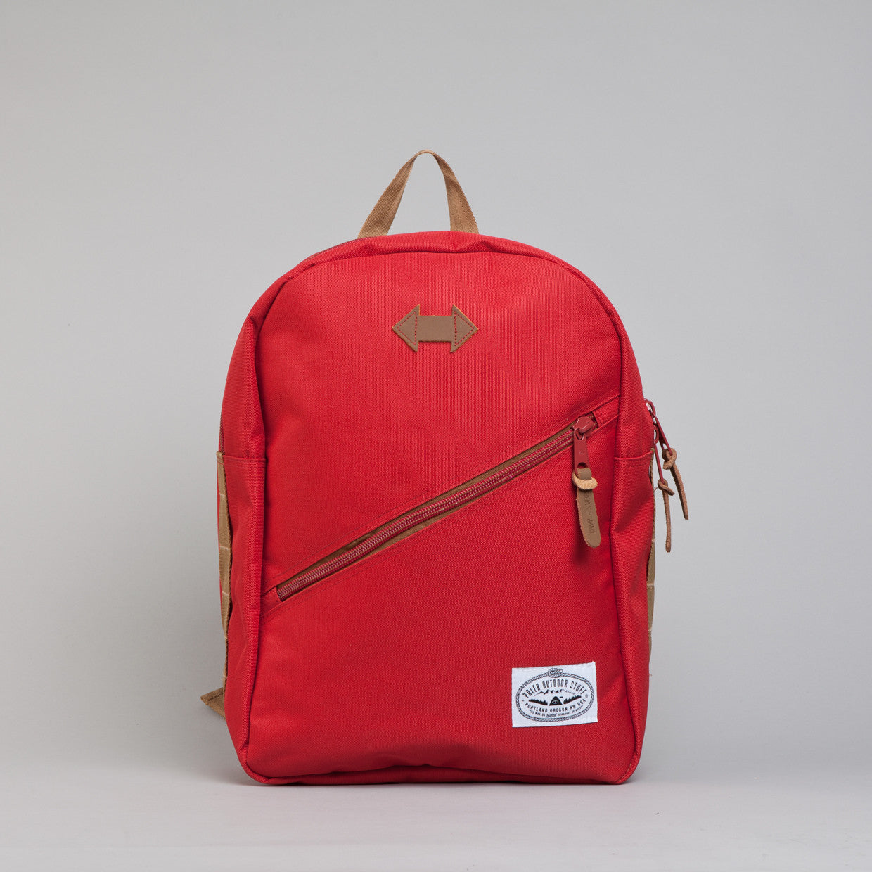 Poler Drifter Backpack Red