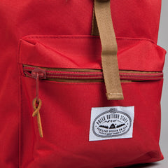 Poler Field Pack - Red