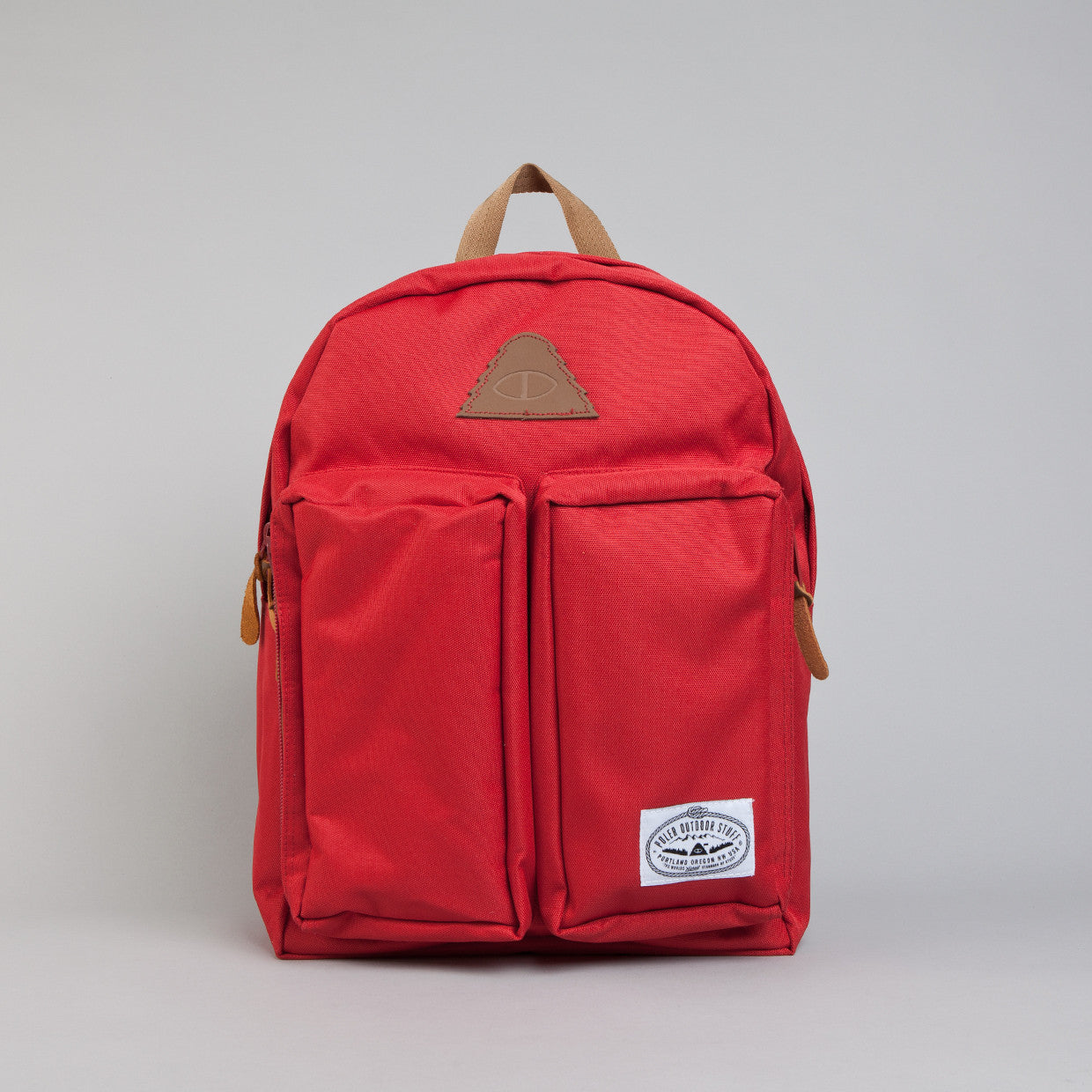 Poler Day Pack Backpack Red