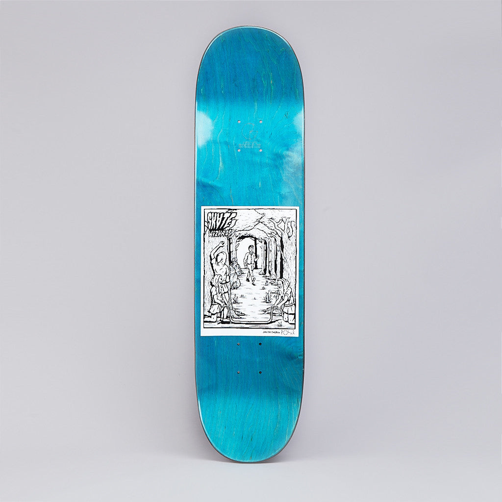 Polar Skate Wizards 2 Deck 8.125""