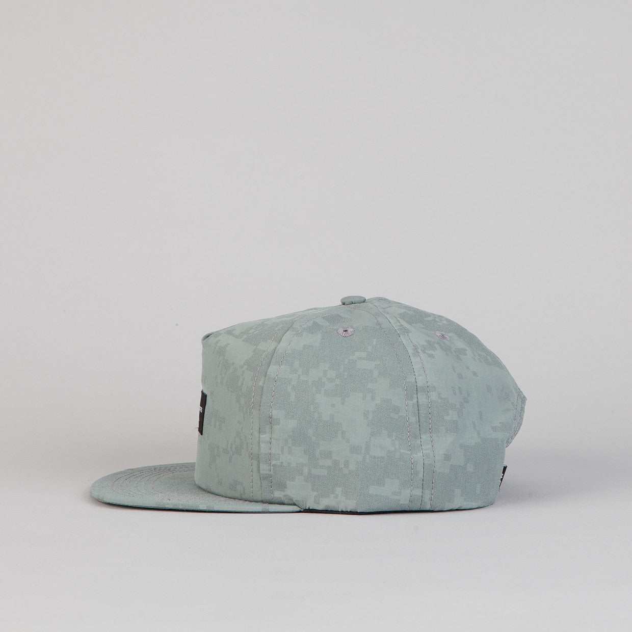 Raised By Wolves Richmond Snapback Cap Reflective Digi Camo
