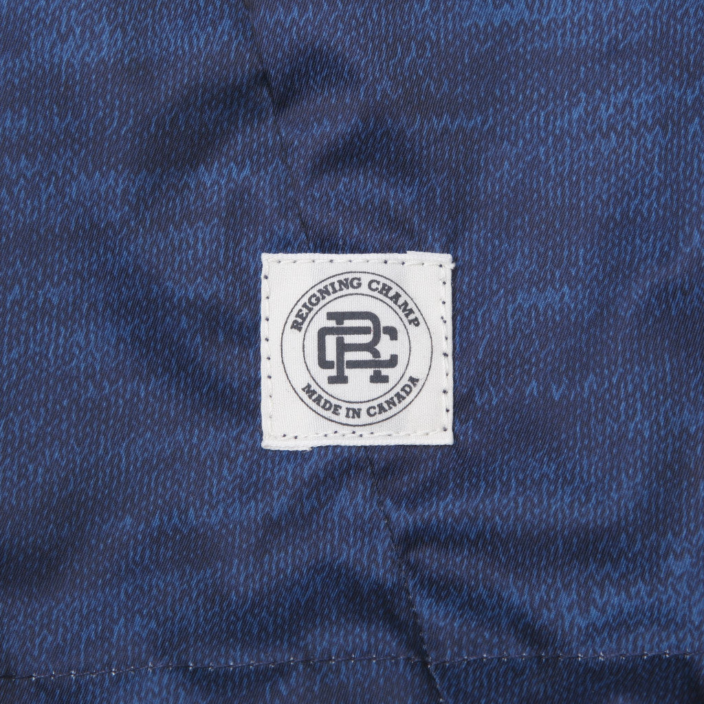 Reigning Champ Hybrid Sweatshort Heather Navy