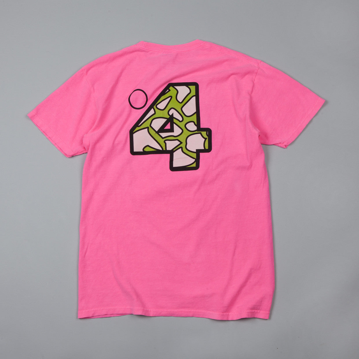 Stussy Stock Mask Neon Pink
