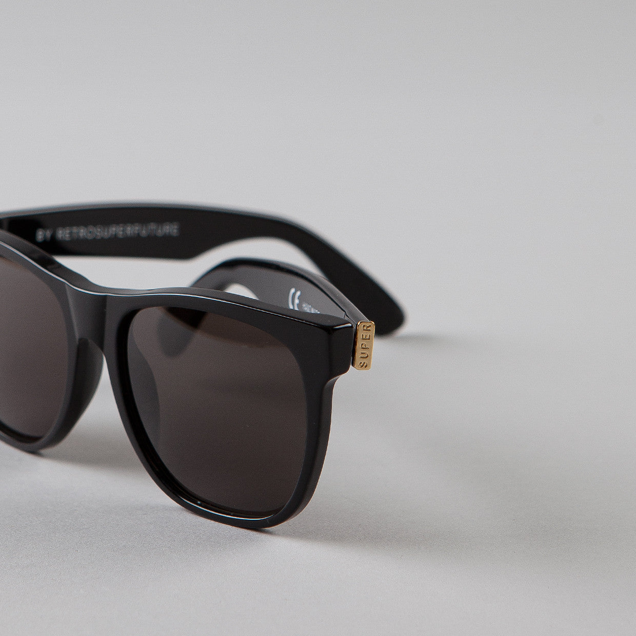 Super Classic Sunglasses Black
