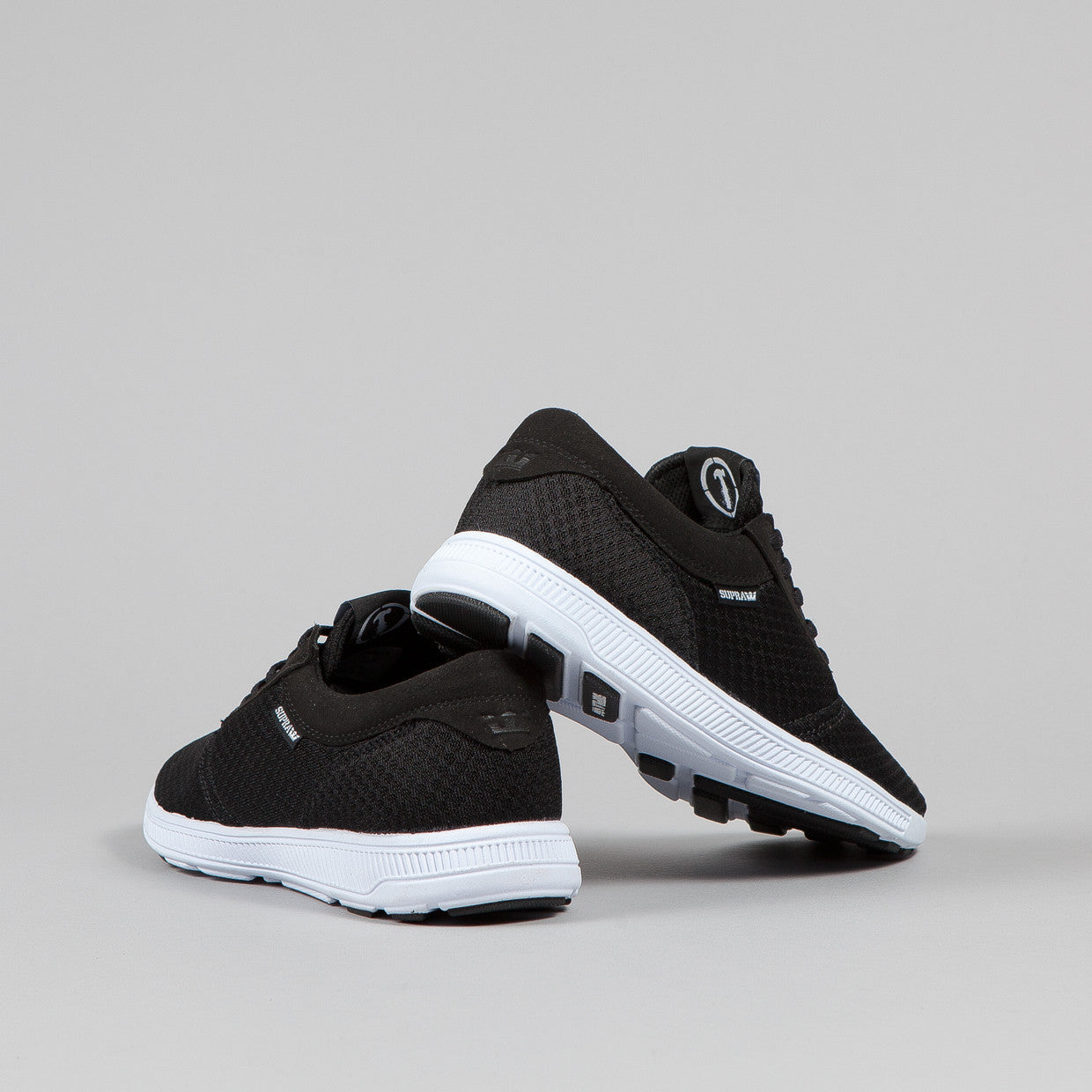 Supra Hammer Run Black / Black - White