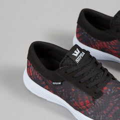 Supra Hammer Run Black / Tropic - White