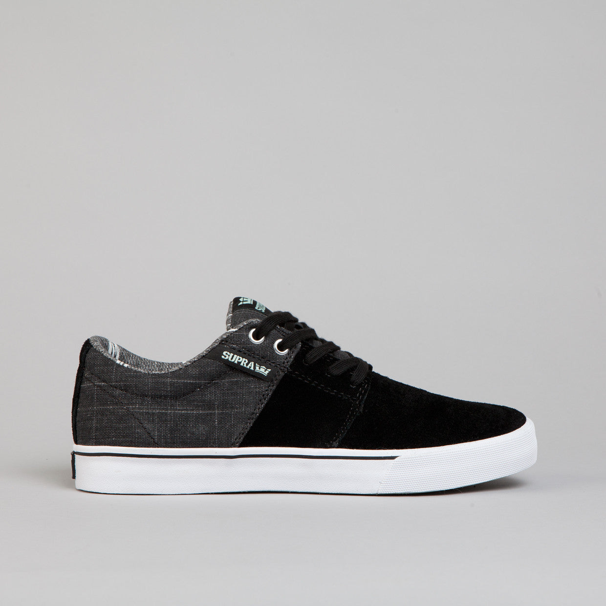 Supra Stacks Vulc 2 Black / Grey