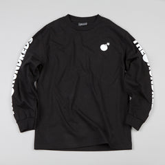 The Hundreds Cobuck Long-sleeve T-shirt Black
