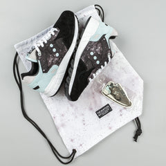 The Quiet Life X Saucony Shadow 5000 Shoes- Black / Tiffany Blue - Cool Grey