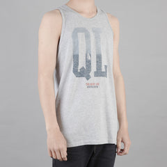 The Quiet Life Nautical Vest Heather Grey