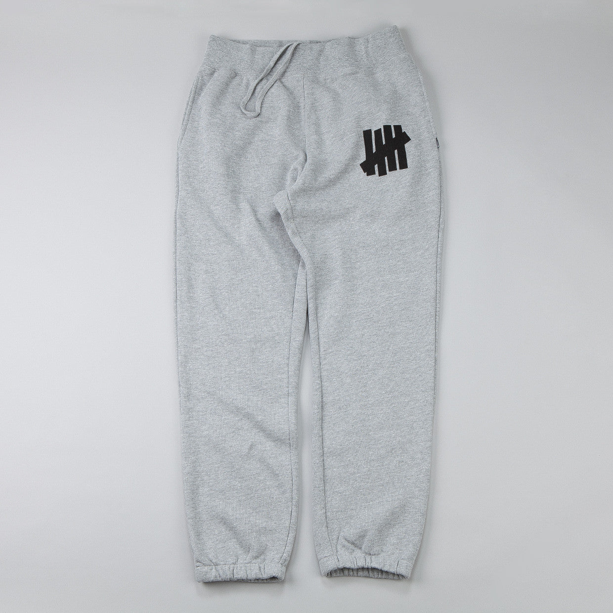 Undefeated 5 Strike Basic Sweatpants Grey Heather