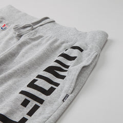 Undefeated All Good Sweatshorts Grey Heather