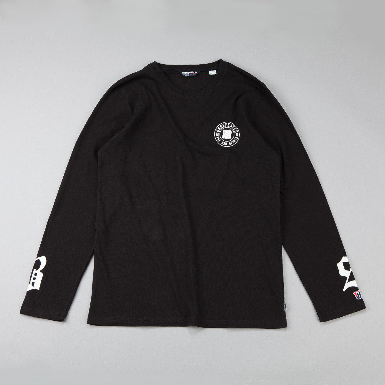 Undefeated BS Long sleeve t-shirt Black